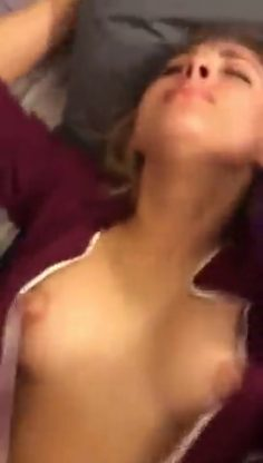 Real amateur girl getting her pussy fucked hard