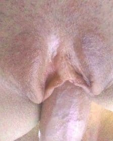 tight wet pussy clouse up view